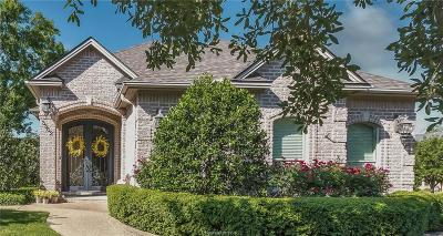 Brazos County Single Family Home For Sale: 3302 Altura Ct