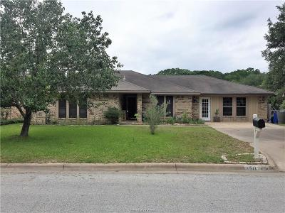 Brazos County Single Family Home For Sale: 3507 Broad Oak Circle