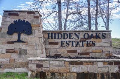 bryan Residential Lots & Land For Sale: 7725 Holligan Trail