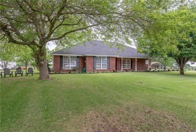 Caldwell Single Family Home For Sale: 3770 State Hwy 21 W