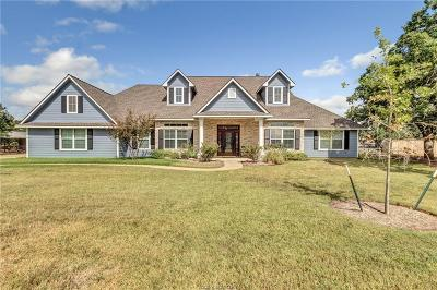 College Station TX Single Family Home Contingency Contract: $463,500