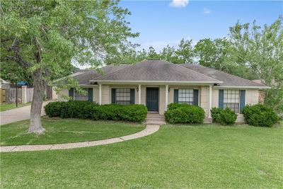 Bryan Single Family Home For Sale: 2511 Oak