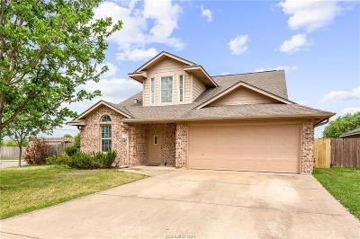 Bryan , College Station  Single Family Home For Sale: 1101 Coeburn Court