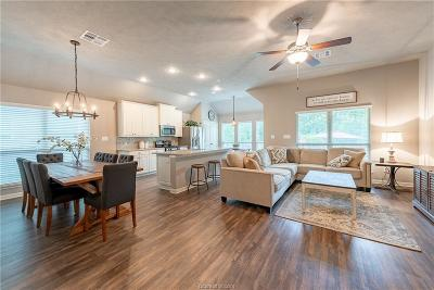Bryan Single Family Home For Sale: 3008 Positano
