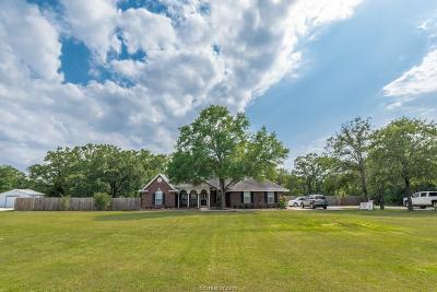 Bryan Single Family Home For Sale: 218 Rustic Oaks Drive