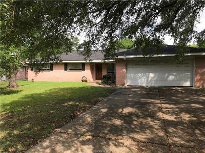 College Station TX Rental For Rent: $1,400