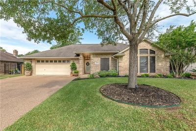 Bryan Single Family Home For Sale: 5705 Chelsea