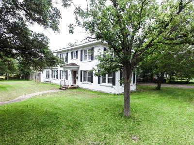 Brazos County Single Family Home For Sale: 800 South Ennis Street