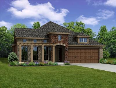 Bryan , College Station  Single Family Home For Sale: 2125 Stubbs Drive
