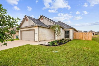 Bryan , College Station  Single Family Home For Sale: 3081 Peterson Circle