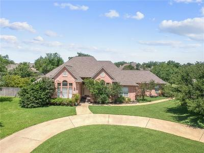 College Station Single Family Home For Sale: 913 Winged Foot Drive