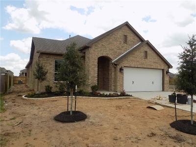 College Station Single Family Home For Sale: 2531 Portland