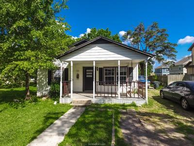 College Station Single Family Home For Sale: 206 Fidelity Street