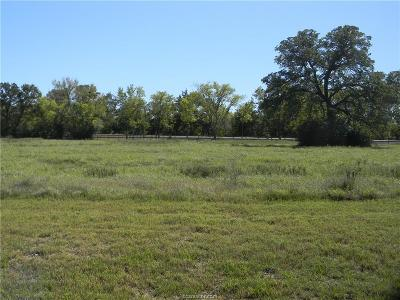 bryan Residential Lots & Land For Sale: 10758 Lonesome Dove