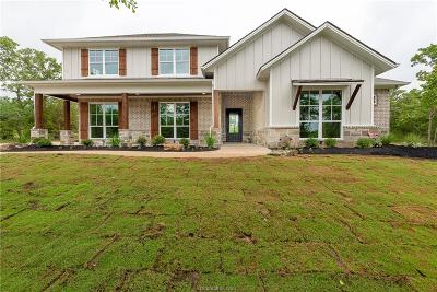 College Station Single Family Home For Sale: 4001 Chaco Canyon Drive