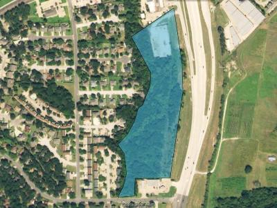bryan Residential Lots & Land For Sale: North Harvey Mitchell