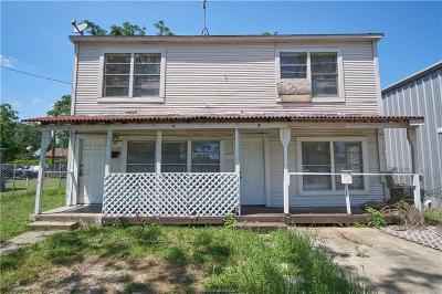 Brazos County Multi Family Home For Sale: 304 East 22nd Street