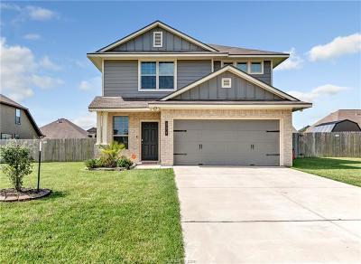 Navasota Single Family Home For Sale: 204 Pebble Court