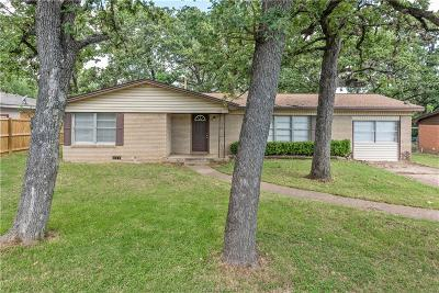 Bryan Single Family Home For Sale: 700 Ethel Boulevard