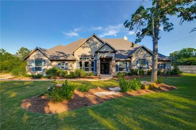 College Station Single Family Home For Sale: 3407 Lochbury Court