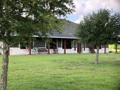 Caldwell Single Family Home For Sale: 1060 County Road 331