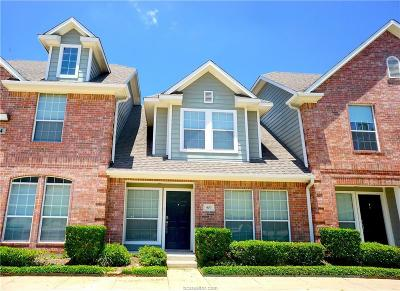 College Station Condo/Townhouse For Sale: 1001 Krenek Tap Road #403