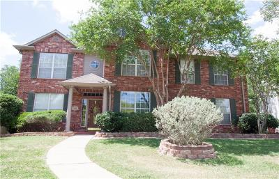 College Station Single Family Home For Sale: 1611 Dominik Drive