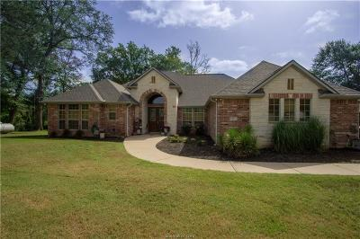 Leon County Single Family Home For Sale: 17 Golf Way Lane