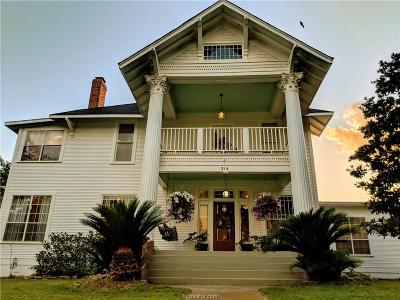 Franklin Single Family Home For Sale: 314 North Calvert Street