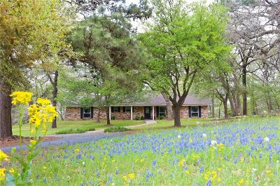 Bryan Single Family Home For Sale: 9639 South State Highway 6