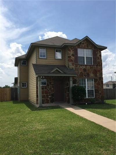 Brazos County Single Family Home For Sale: 4024 Southern Trace Drive