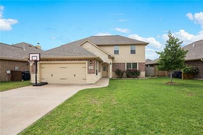 College Station Single Family Home For Sale: 4203 Carnes Court