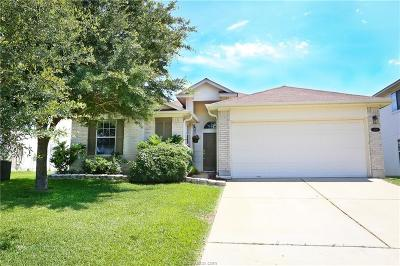 College Station Single Family Home For Sale: 15215 Faircrest Drive