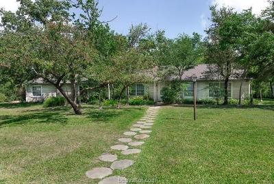 Bryan Single Family Home For Sale: 728 South Rosemary Drive