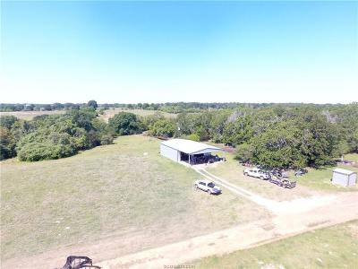 Robertson County Single Family Home For Sale: 2402 Fm 1644