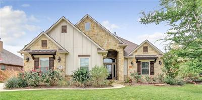College Station Single Family Home For Sale: 4206 Egremont Court