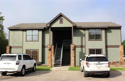 Bryan TX Multi Family Home For Sale: $349,000