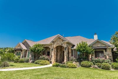 College Station Single Family Home For Sale: 5398 Vintage Oaks Drive