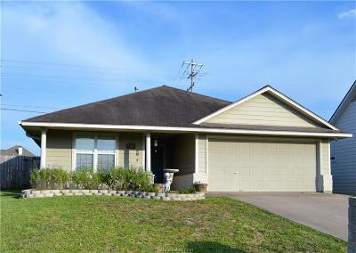 College Station Single Family Home For Sale: 1039 Windmeadows Drive