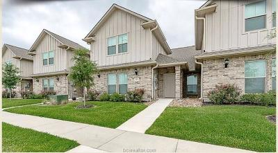 College Station Multi Family Home For Sale: 3608 Haverford Road
