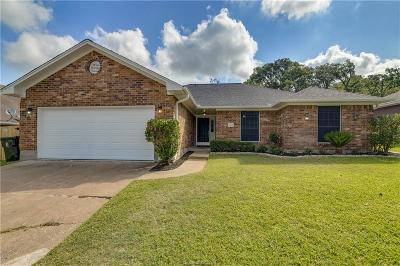 Bryan Single Family Home For Sale: 2712 Mirkwood Court
