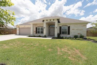 Bryan Single Family Home For Sale: 3001 Nobel Court