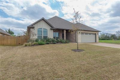 Bryan Single Family Home For Sale: 3510 Wakefield Drive