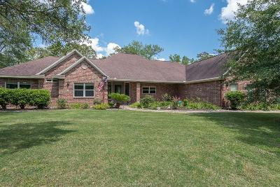 College Station Single Family Home For Sale: 16335 Riva Ridge Road