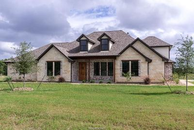 College Station Single Family Home For Sale: 4990 Hidden Springs Way