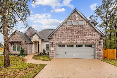 College Station Single Family Home For Sale: 4818 Coopers Hawk Drive