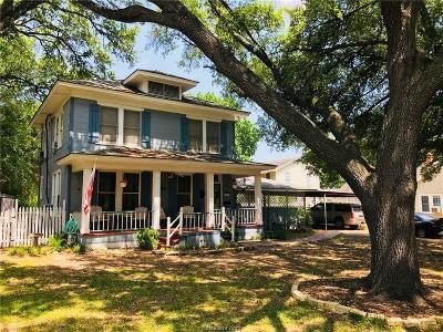 Hearne Single Family Home For Sale: 1203 South Magnolia Street