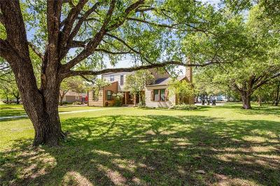 College Station Single Family Home For Sale: 1206 Walton Drive