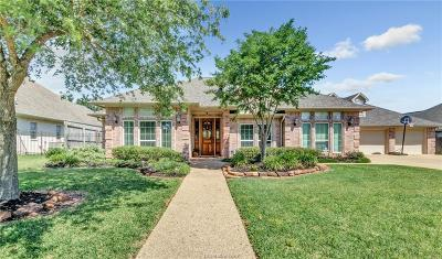 College Station Single Family Home For Sale: 207 Cecilia Court