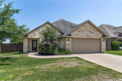 College Station Single Family Home For Sale: 4201 Cripple Creek Court
